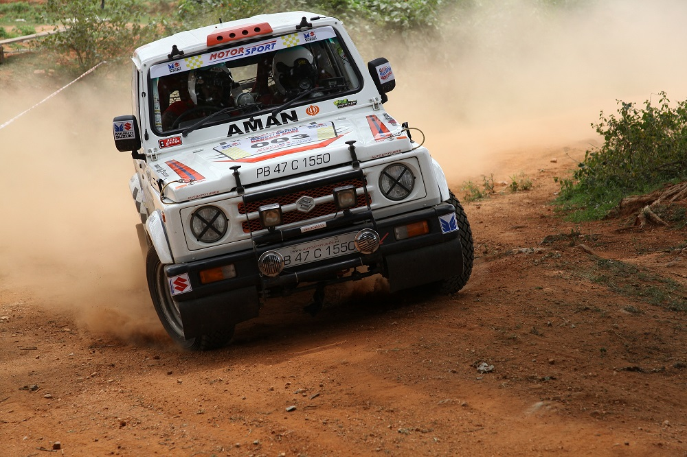 Maruti Suzuki Backwater Rally