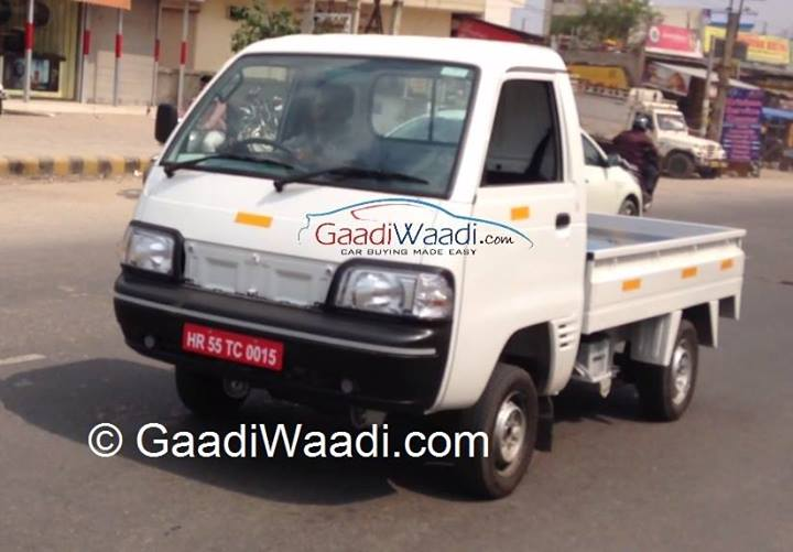 Maruti-Suzuki-LCV-Y9T-Spy-Pic-front