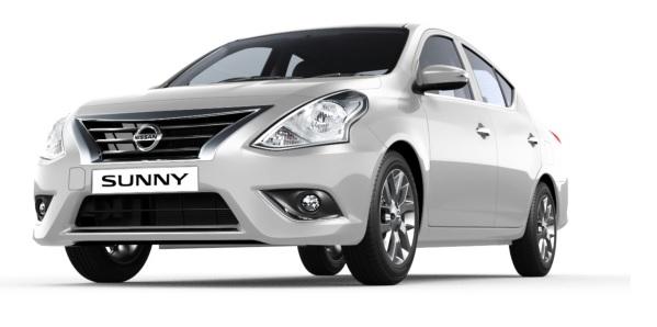 Nissan-Sunny-Facelift-White