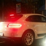 SPIED: Baby Porsche Macan Spied in Mumbai; Launch Very Soon