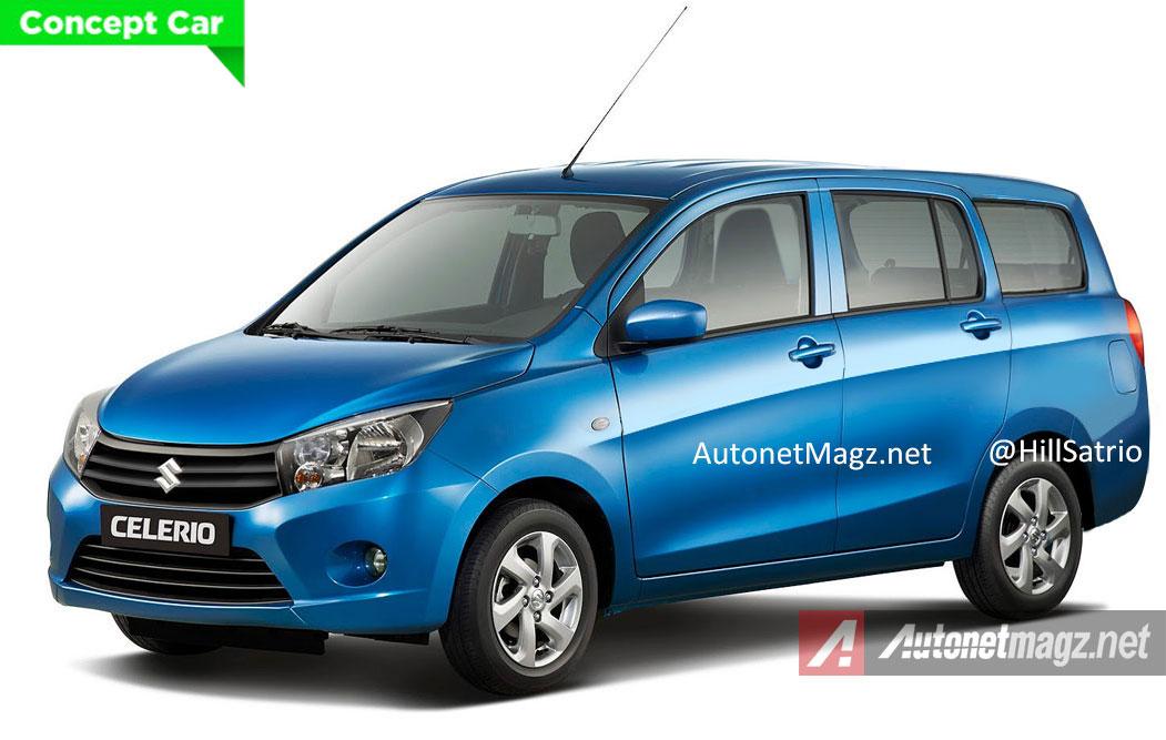 Suzuki To Launch New Low Cost Celerio Mpv Render Pic