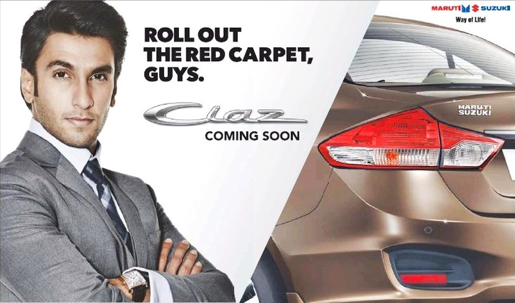 Ciaz-Advertisement-paper-launch