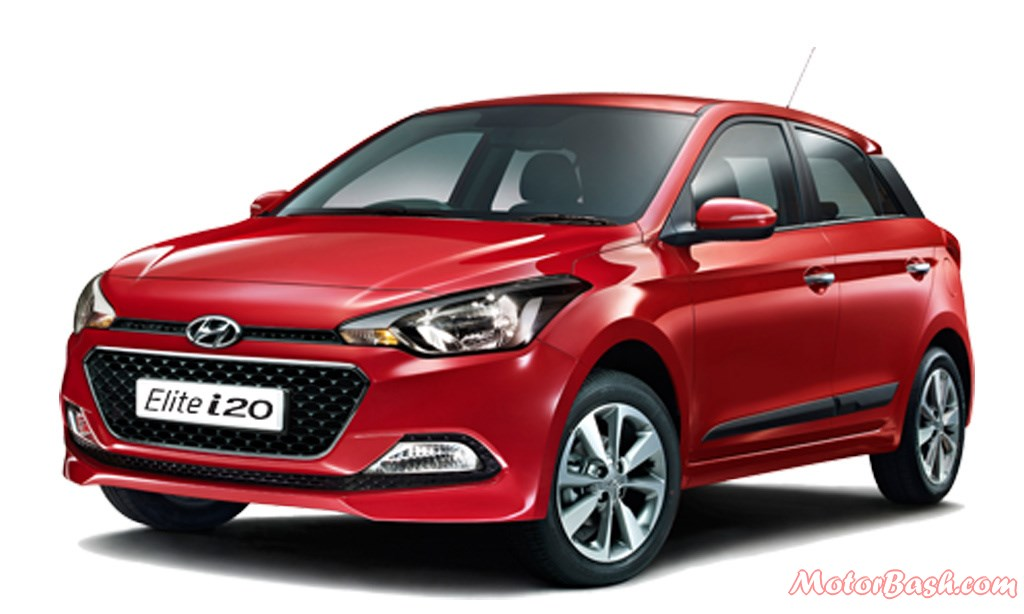 New i20 for reference...