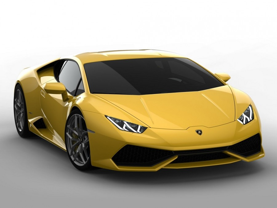 желтый автомобиль спортивный lamborghini huracan yellow car sports загрузить