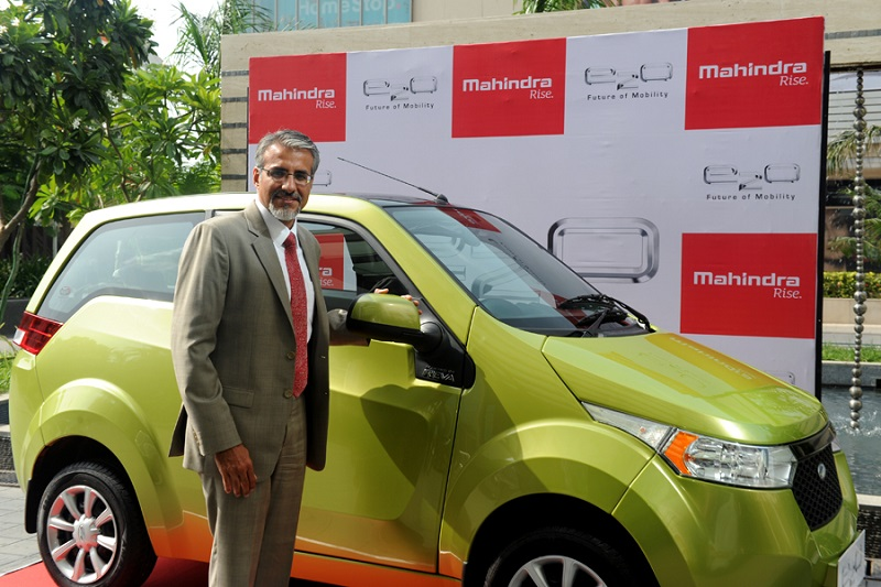 Mahindra-e2o-electric-premium-power-steering (1)