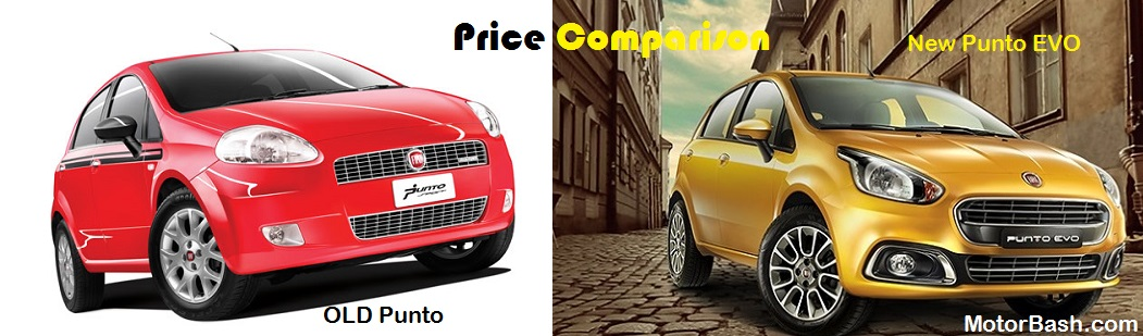 New-Fiat-Punto-Evo-vs-Old-Punto-Price-Comparison
