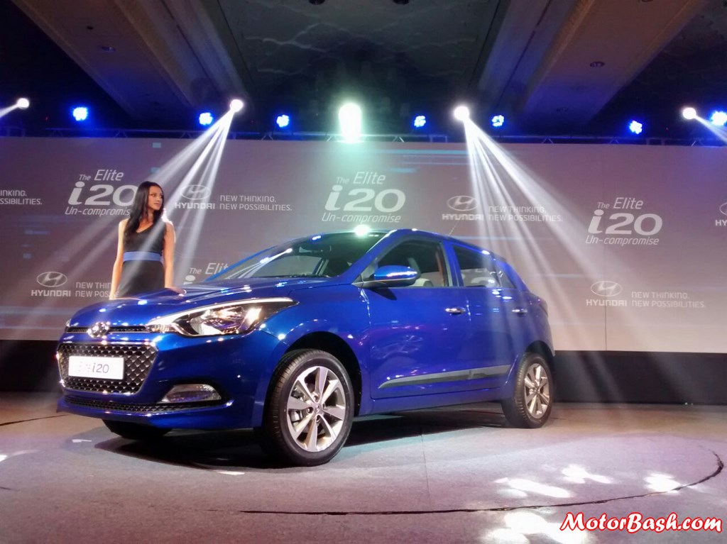 Hyundai Elite I20 Is The Indian Car Of The Year