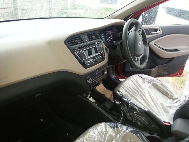 Upcoming Elite I20 Interiors Exterior Spy Pics