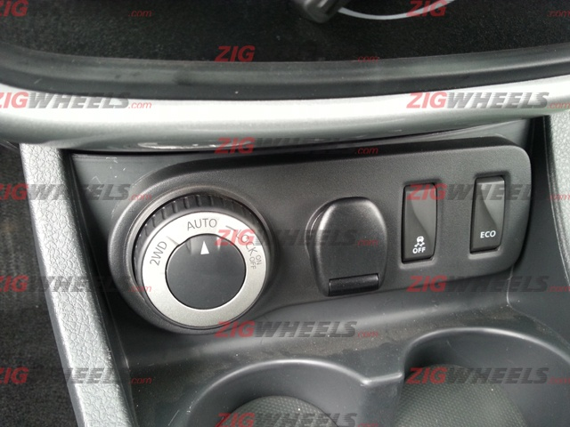 Renault-Duster-4WD-Knob