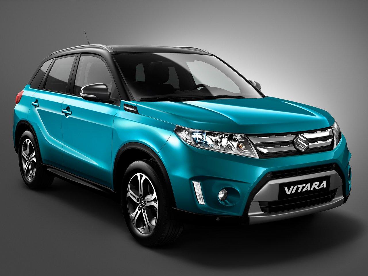 Suzuki's iV-4 is Called as Vitara; Pic Inside
