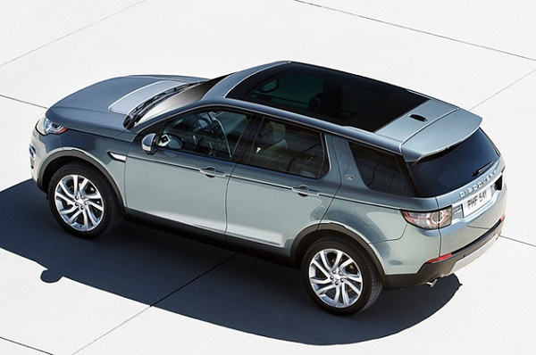 2015 LR Discovery Sport