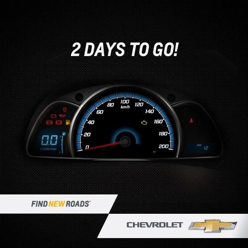 Chevrolet Sail teaser