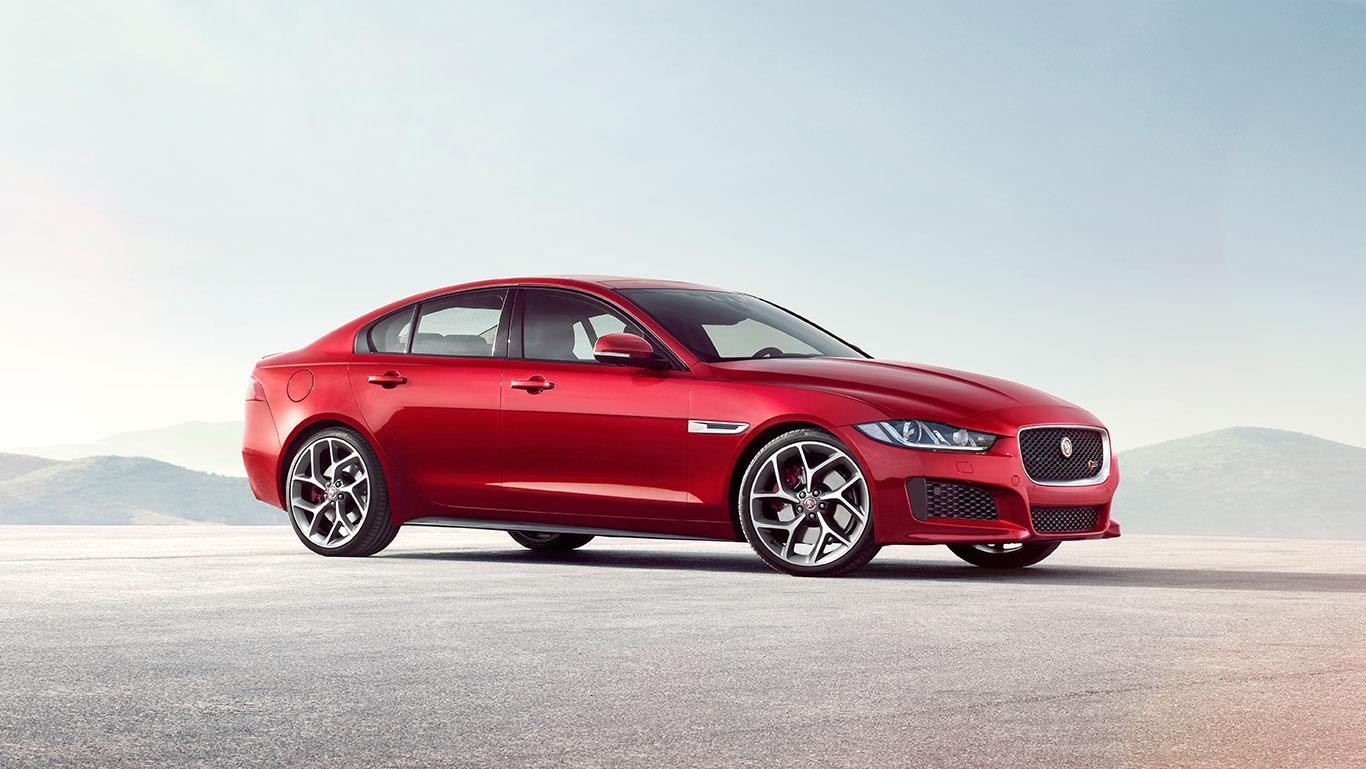 Jaguar-XE-S