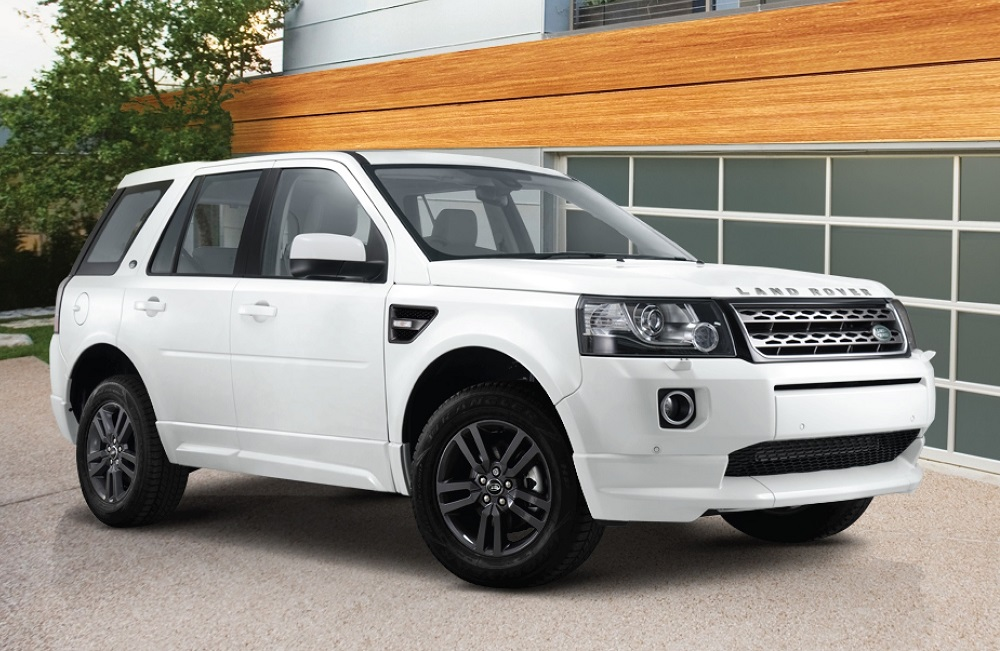 lr freelander 2 sterling edition launched price features. Black Bedroom Furniture Sets. Home Design Ideas