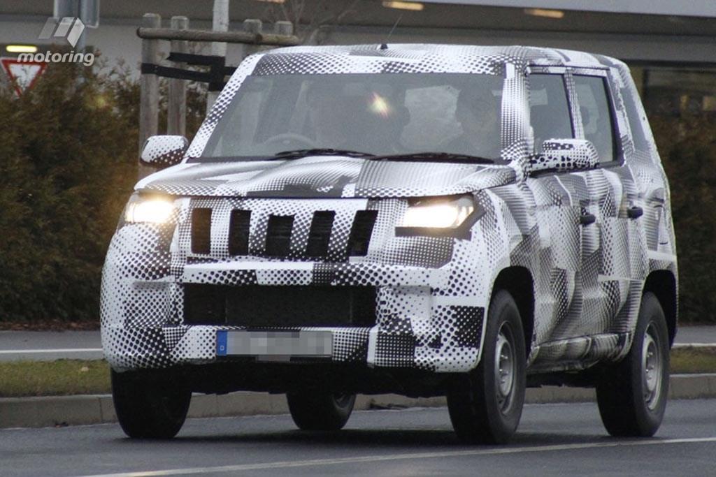 Mahindra Compact SUV Germany