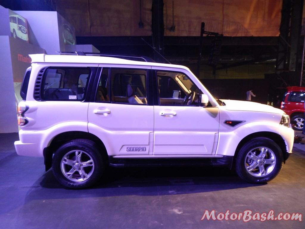 When New Mahindra Scorpio Launch 2014 Autos Weblog
