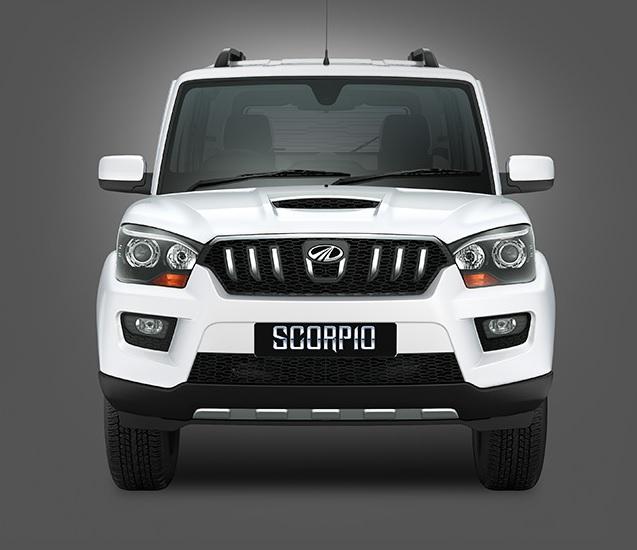 New-Mahindra-Scorpio-Pics-front