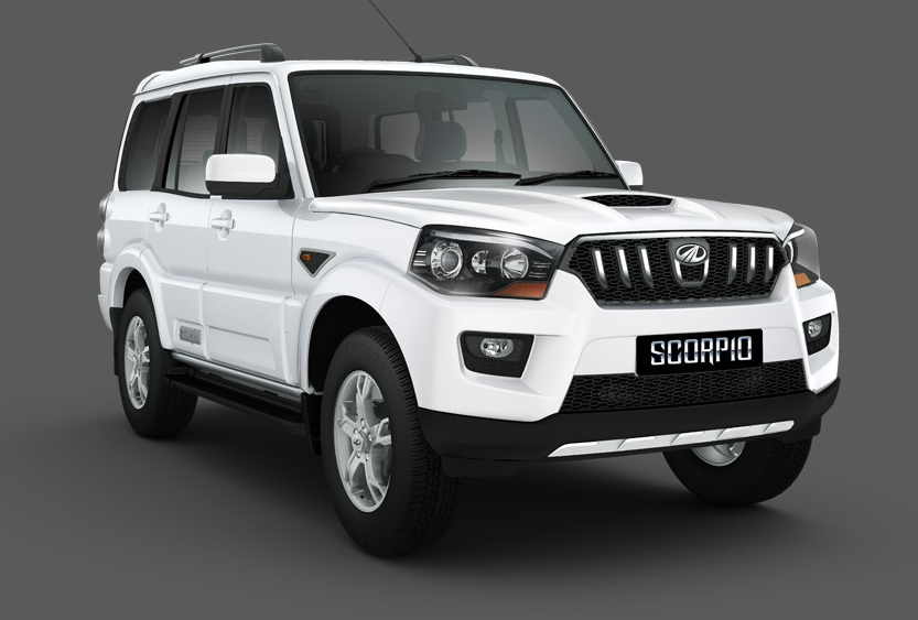 New Mahindra Scorpio Launched At Rs 7 98 Lakhs Prices