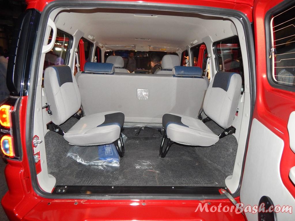 New Mahindra Scorpio Jump Seats Motorbash Com