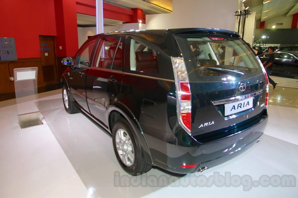 Tata-Aria-Automatic-AT-A-Tronic-rear