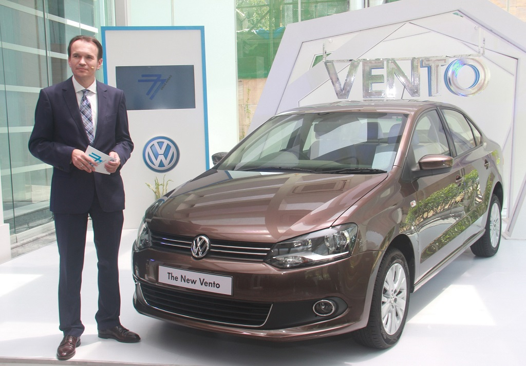 Vw Vento 1 5 Diesel Launched With 7 Speed Dsg Gearbox