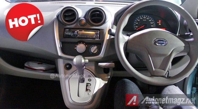 GO+ MPV to Get Automatic Transmission? Indian Launch ...