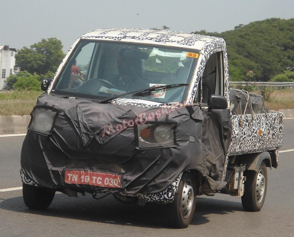 Mahindra-P601-Mini-Truck-Pics (2)