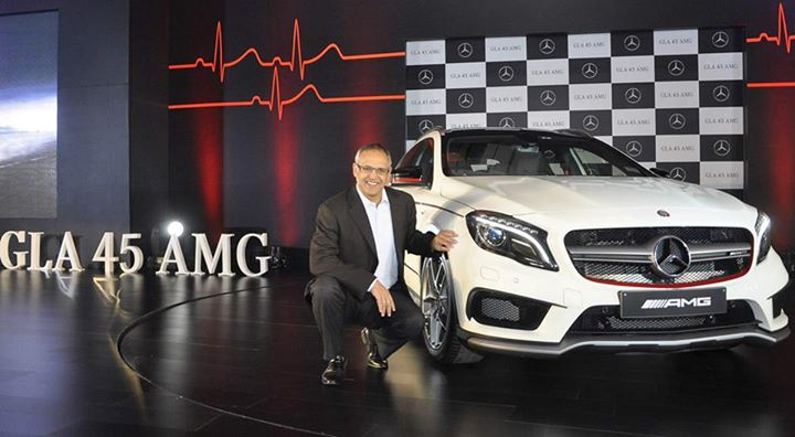 Mercedes-GLA-45-AMG-India-Launch-Pics (4)