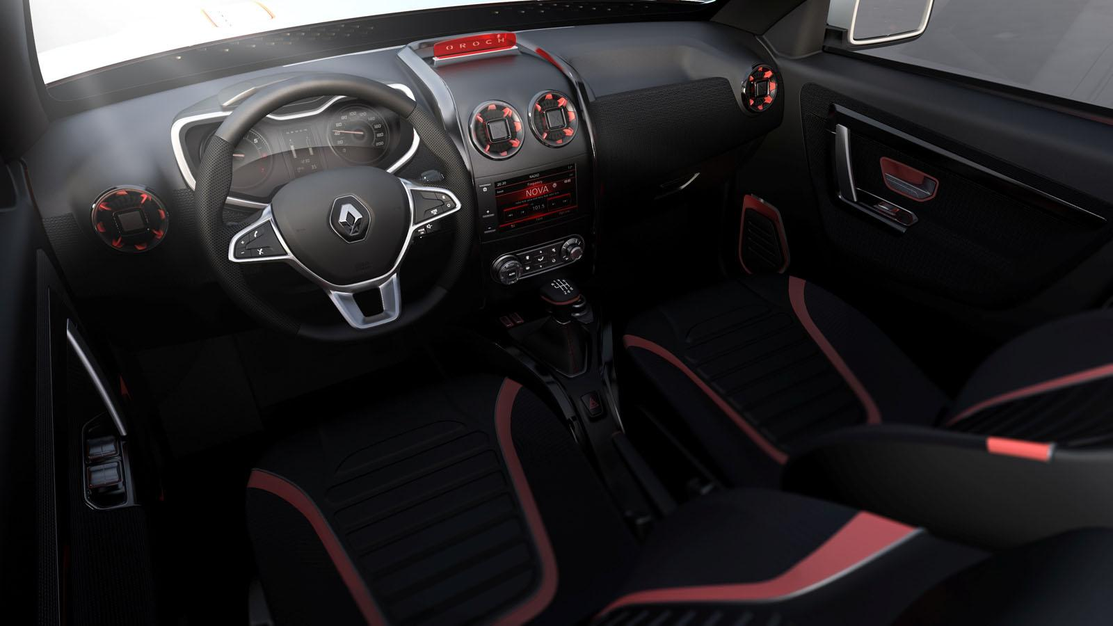 Renault-Duster-Oroch-Concept-Pics-interiors