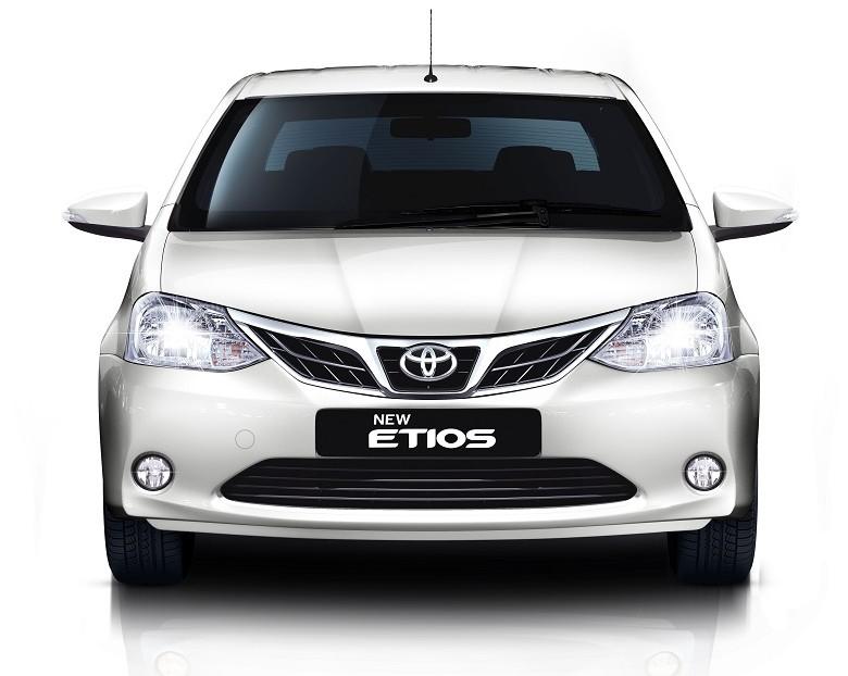 Toyota Etios sedan 2014