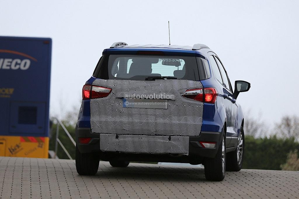 EcoSport facelift