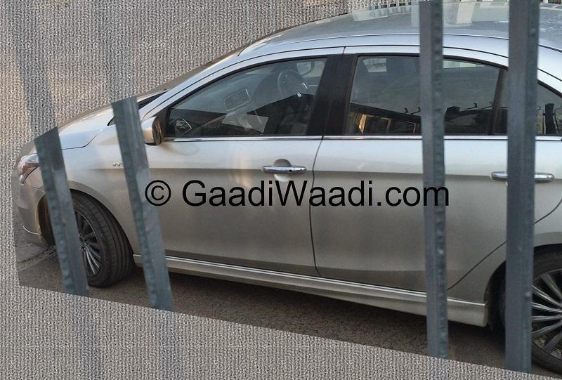 Maruti-Ciaz-RS-Spy-Pic (4)