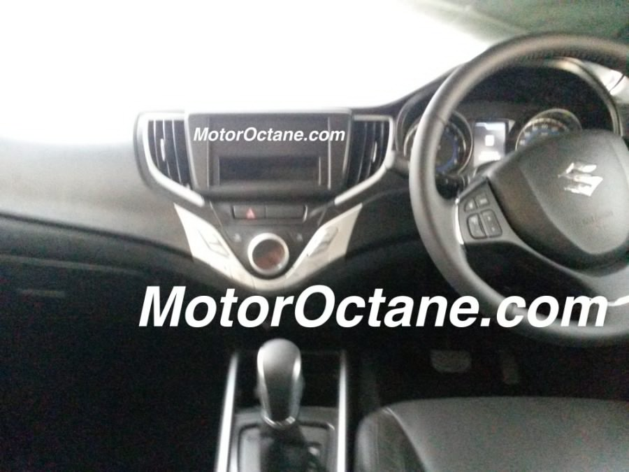 Maruti-Suzuki-YRA-Hatchback-Spy-Pics-dashboard