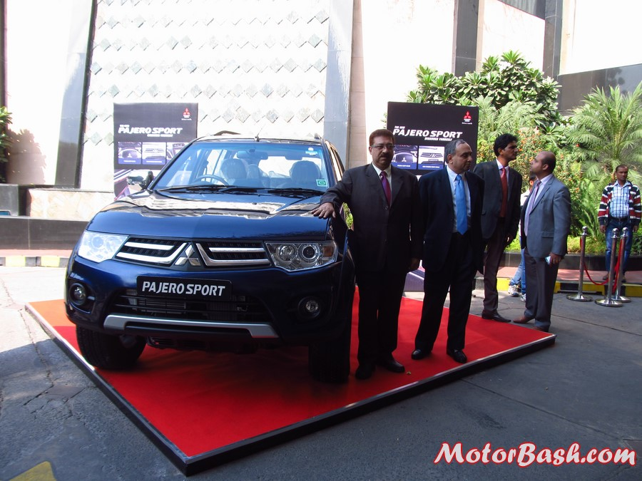 The new Pajero AT comes with three significant additions which include