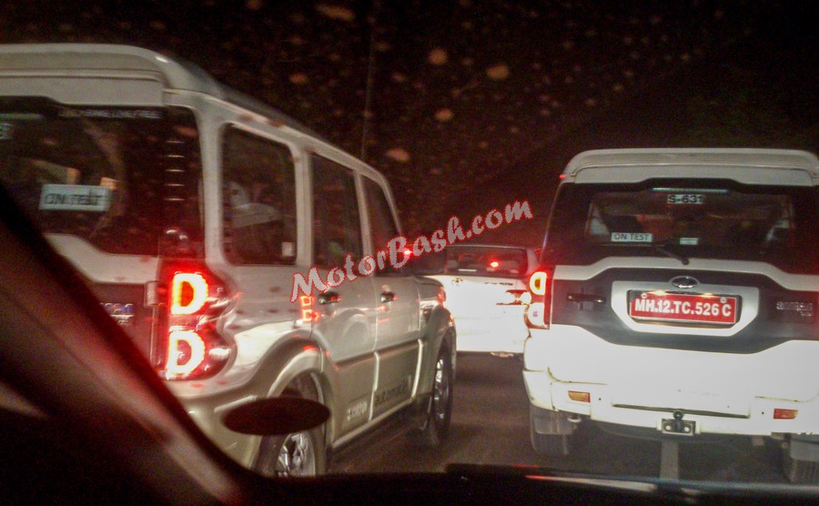 New-Mahindra-Scorpio-Automatic-Spy-Pic (2)