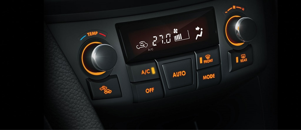 New Swift auto climate control