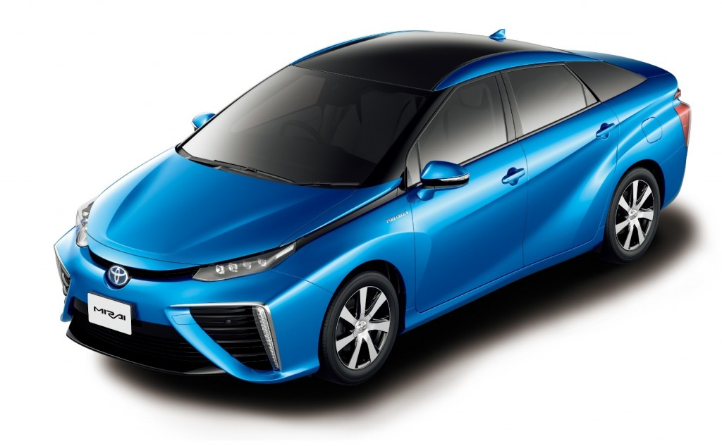 Toyota Fuel Cell Car Launch Date | 2017 - 2018 Best Cars ...