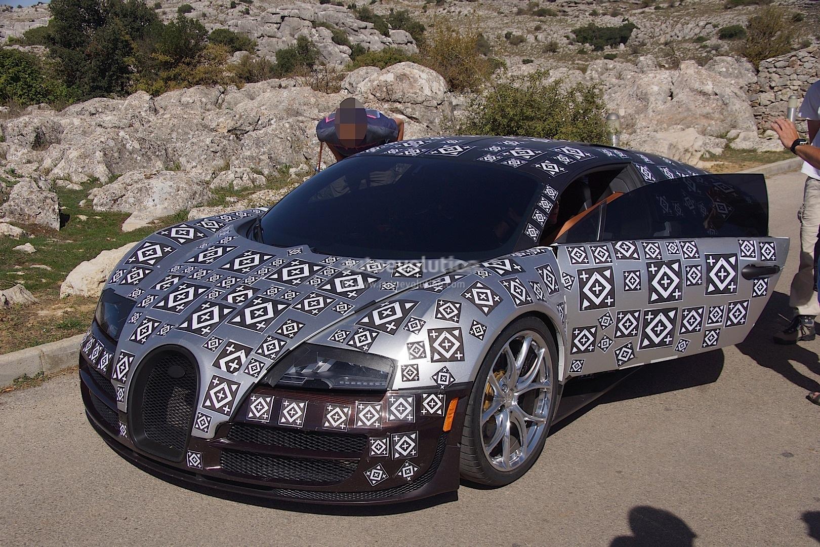 spied bugatti veyron 39 s successor bugatti chiron. Black Bedroom Furniture Sets. Home Design Ideas