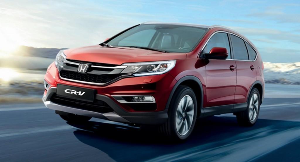 Honda CR-V 2015 a