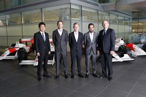 McLaren Honda 1