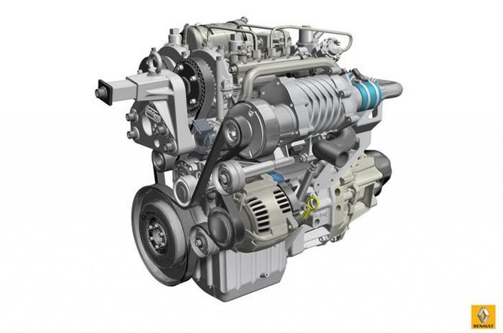 Renault Two Stroke Diesel