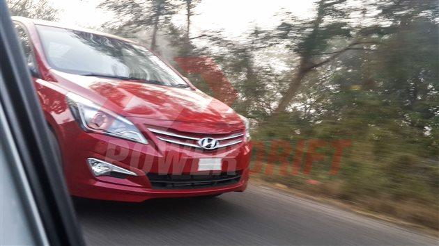 2015-Hyundai-Verna-Facelift-Red-Pics-front