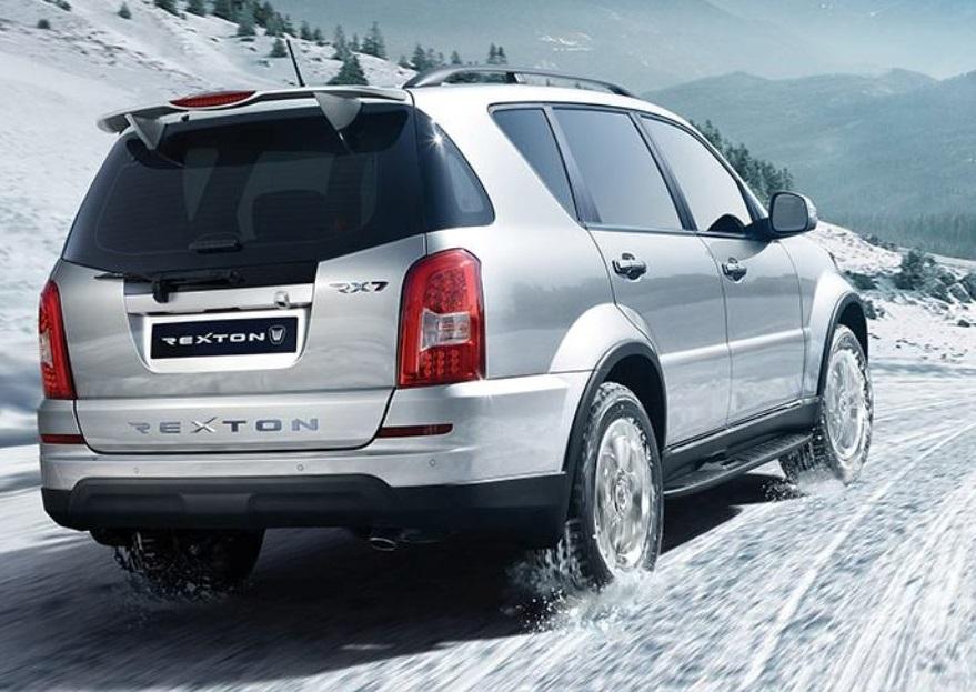 2015-Ssangyong-Rexton-Facelift-Pic-rear