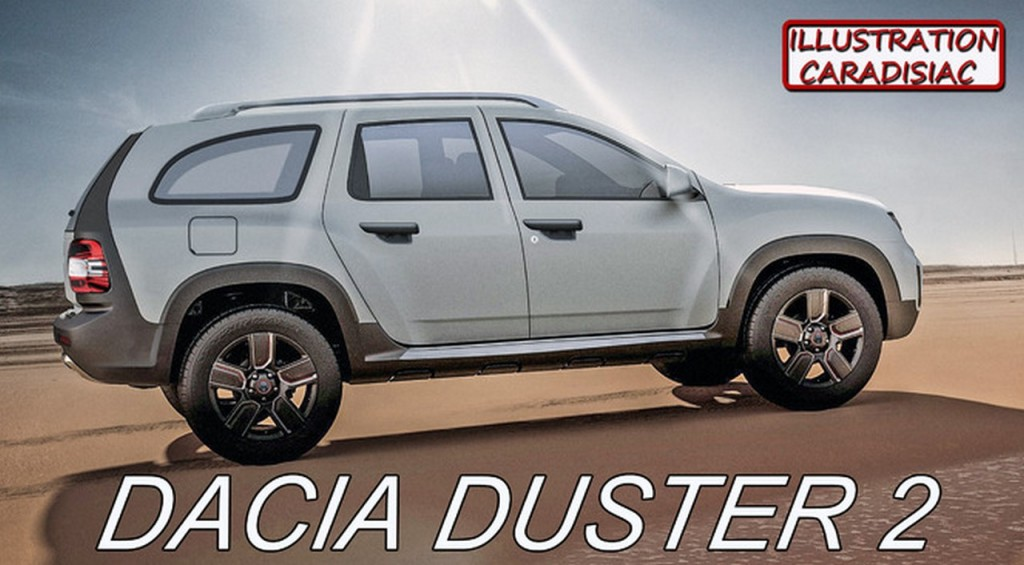 Duster 2nd gen