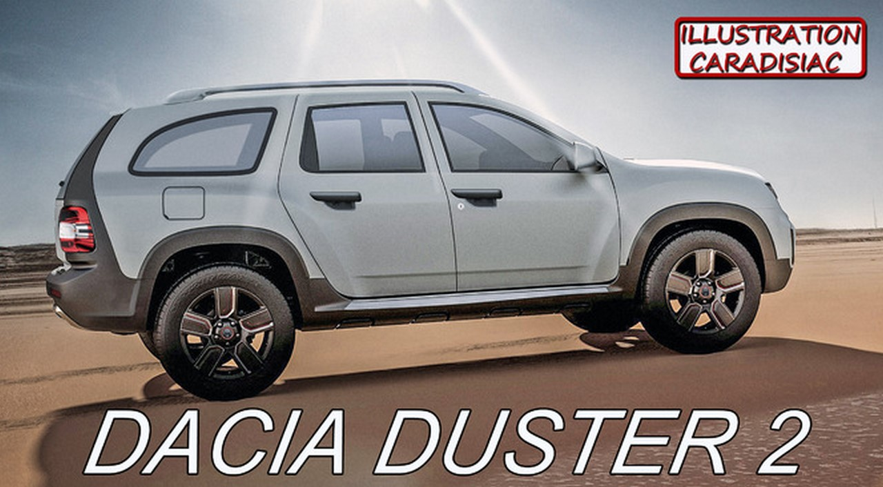 second gen duster may become 7 seater launch in 2016. Black Bedroom Furniture Sets. Home Design Ideas