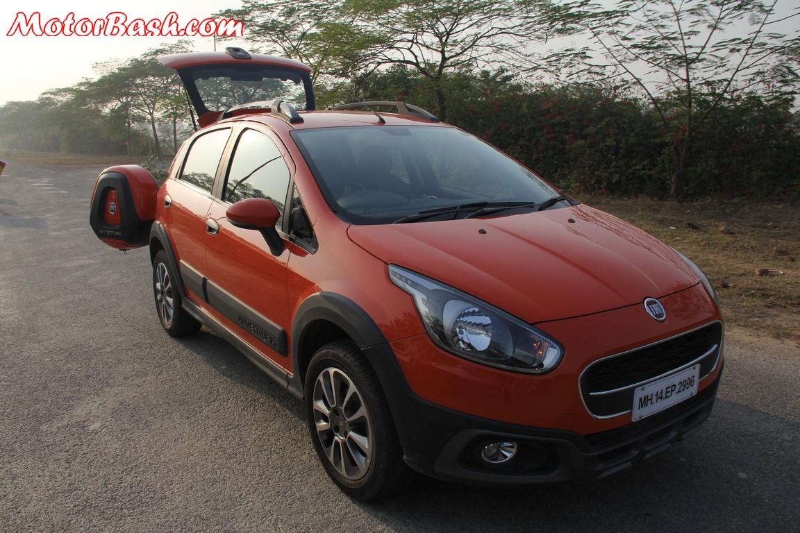 Fiat Avventura Boot Release