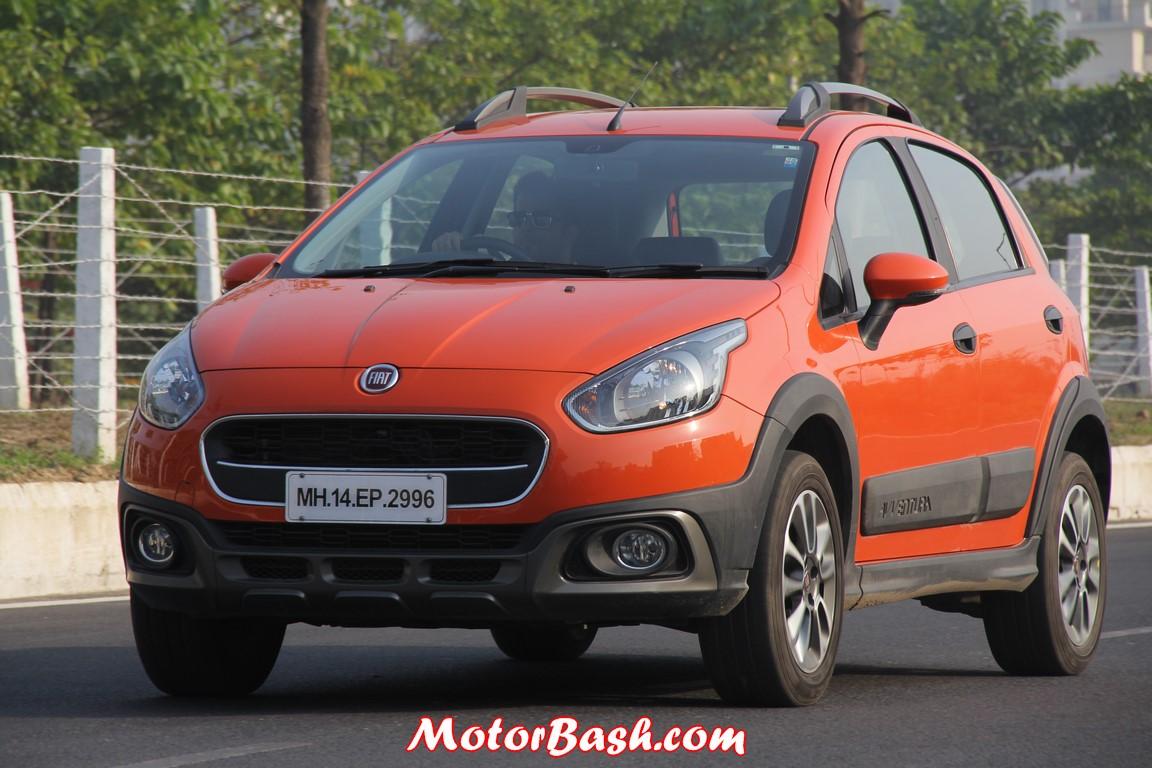 Fiat Avventura motion shot 1