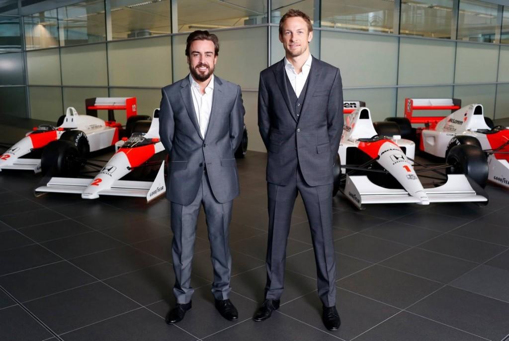 McLaren Honda 2