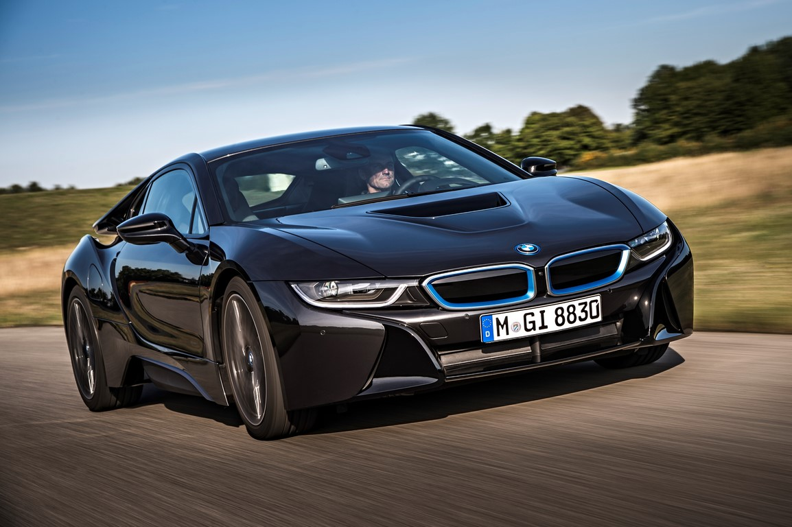 Bmw To Launch Third I Model In 2020 Working On Increasing Battery Life
