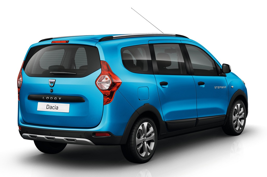 Renault To Launch Lodgy Stepway A Rugged Version Of Lodgy